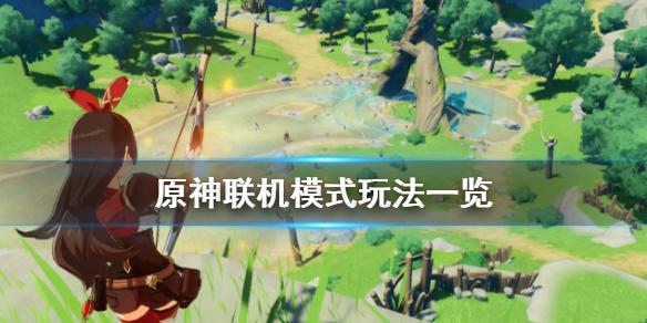 原神怎么和其他玩家组队 联机模式玩法机制介绍