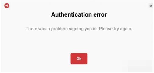 lol英雄联盟手游authentication error什么意思 身份验证错误怎么办