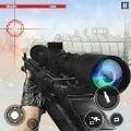 冬季军事狙击手