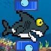 游泳鲨鱼模拟