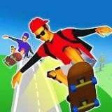 滑板蜿蜒的道路1.0.0